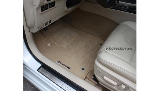 Пример ковриков для Lexus ES