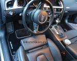 Ковркии в салоне Audi A5