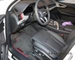 Коврики в салоне Audi Q7 new
