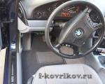 Коврики в салоне BMW-5 E39