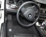 Коврики в салоне BMW-5 F10 рестайл