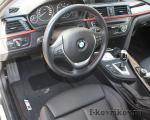 Коврики в салоне BMW-3 F30