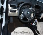 Коврики в салоне BMW X1 F48