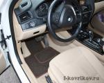 Коврики в салоне BMW X3 F25