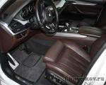 Коврики в салоне BMW X5 F15