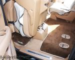 Коврики в салоне Cadillac Escalade ESV
