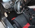 Коврики в салоне Fiat Bravo