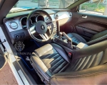 Коврики в салоне Ford Mustang
