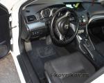 Honda Accord 8, водительский коврик