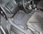 Коврики в салоне Honda Civic Coupe