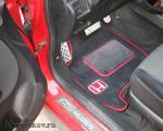 Коврики в салоне Honda Fit