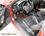 Коврики в салоне Hyundai Coupe