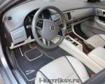 Коврики в салоне Jaguar XF
