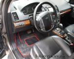 Коврики в салоне Land Rover Freelander 2