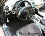 Коврики в салоне Lexus IS200