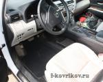 Коврики в салоне Lexus RX450h