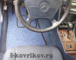 Коврики в салоне Mercedes C-class w202