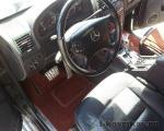 Коврики в салоне Mercedes G-class G55 AMG