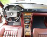 Коврики в салоне Mercedes E-class w124 Coupe