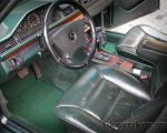 Коврики в салоне Mercedes E-class w124 полный привод