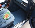 Коврики в салоне Mercedes E-class w124 универсал