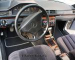 Коврики в салоне Mercedes E-class w124