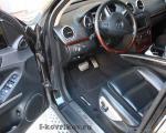Коврики в салоне Mercedes ML w164