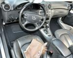 Коврики в салоне Mercedes CLK w209