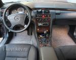 Коврики в салоне Mercedes E-class w210
