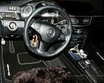 Коврики в салоне Mercedes E-class w212