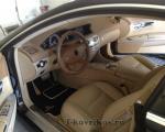 Коврики в салоне Mercedes CL w216