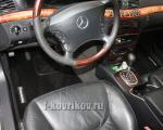 Коврики в салоне Mercedes S-class w220 Long