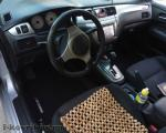 Коврики в салоне Mitsubishi Lancer 9