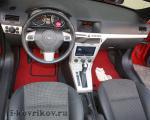 Коврики в салоне Opel Astra H TwinTop