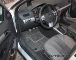 Коврики в салоне Opel Astra H