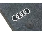 Пример вышивки Audi