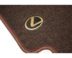Пример вышивки Lexus