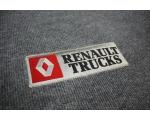 Вышивка логотипа Renault Trucks