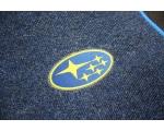 Пример вышивки Subaru
