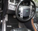 Коврики в салоне Range Rover Sport