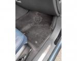 Коврики в салоне Range Rover Velar