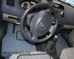 Коврики в салоне Renault Megane 2