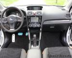 Коврики в салоне Subaru Forester
