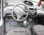 Коврики в салоне Toyota Echo Coupe