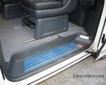 Коврики в салоне VW Multivan T6