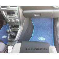 Пассажирский коврик Subaru Impreza WRX