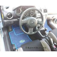 Водительский коврик Subaru Impreza WRX