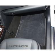 Коврики в салоне Toyota Camry v55