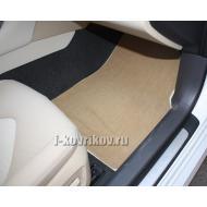 Коврики в салоне Toyota Camry v70
