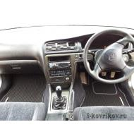 Коврики в салоне Toyota Chaser